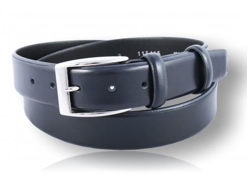 S115/35 Cintura classica in vera Pelle in diversi colori