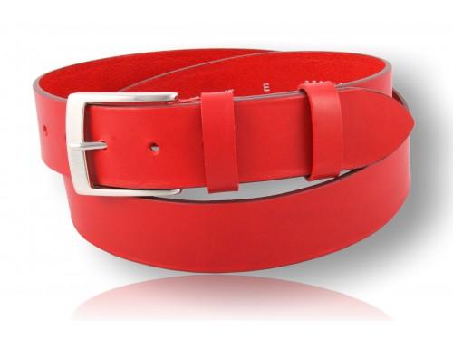 E052/40 Cintura Vero Cuoio liscia diversi colori