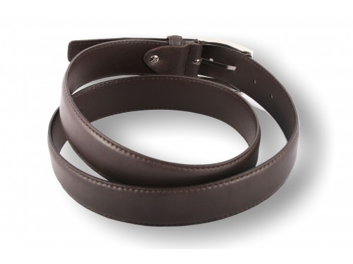 S117/35 Belt Genuine Leather Calf different colors Nappa