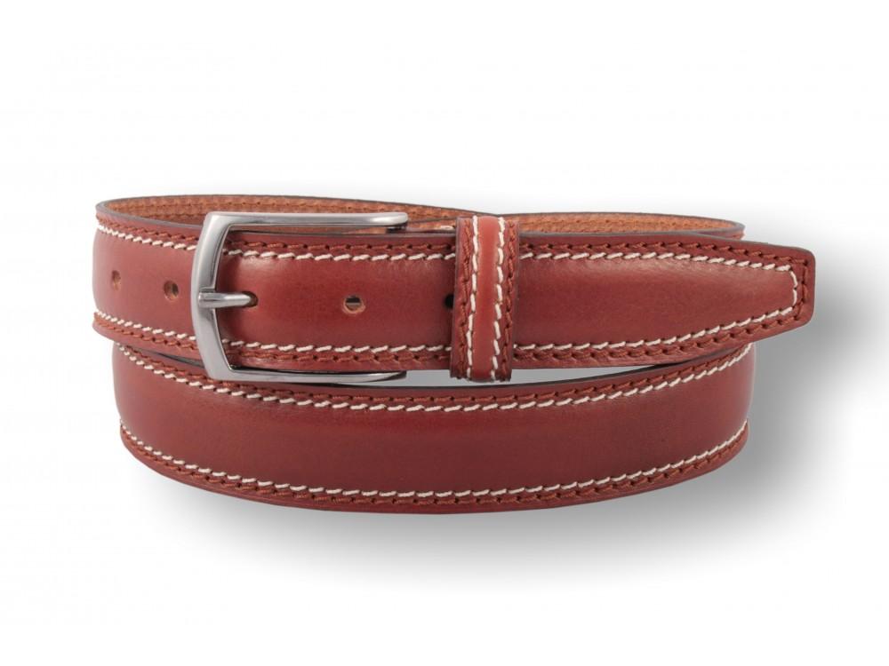 S142/35 Cintura Vero Cuoio diversi colori