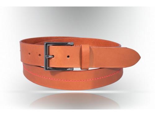 E097/35 Cintura Vero Cuoio liscia diversi colori