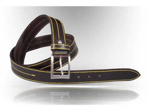 E096/35 Cintura Vero Cuoio diverse varianti